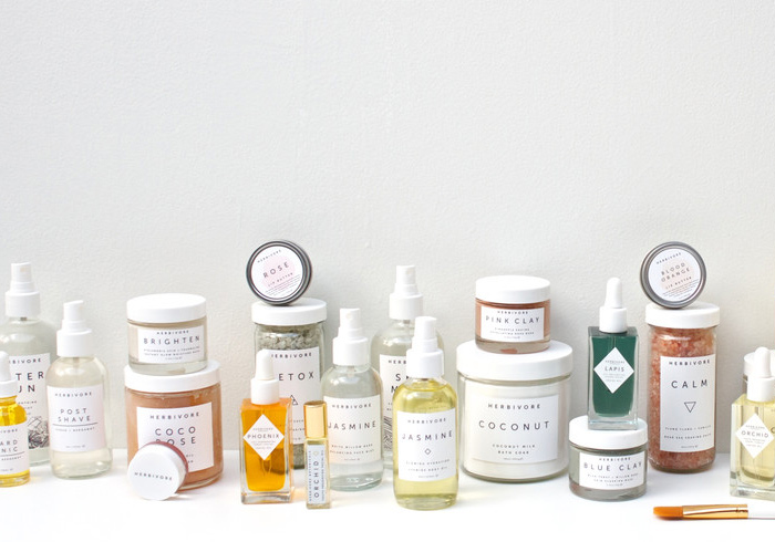Natural Beauty Brands With The Best Packaging 1 Herbivore Botanical