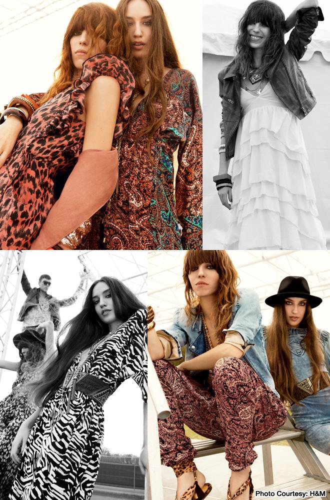 "Collection ""Fashion against AIDS"" H & M"