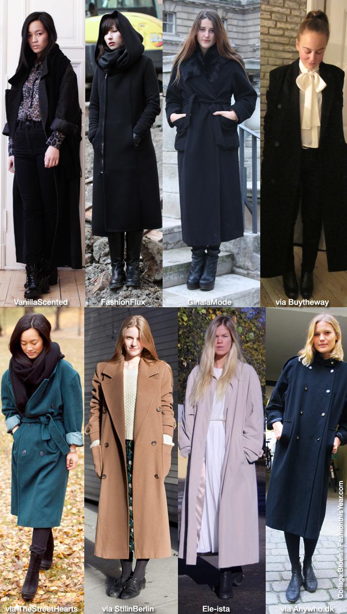 Maxi Coat Black BdBIft