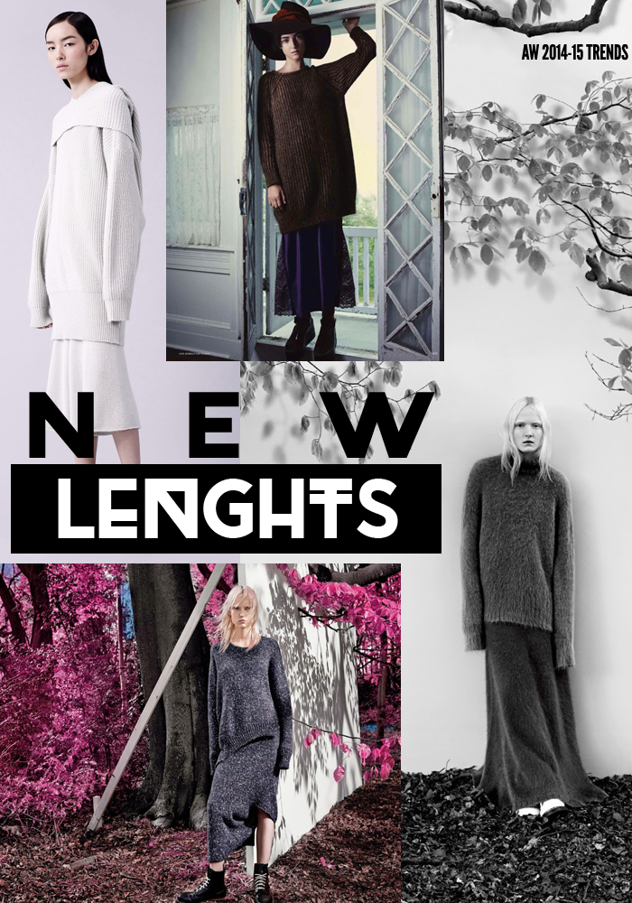 AW 2014-15 Trends | New Lenghts