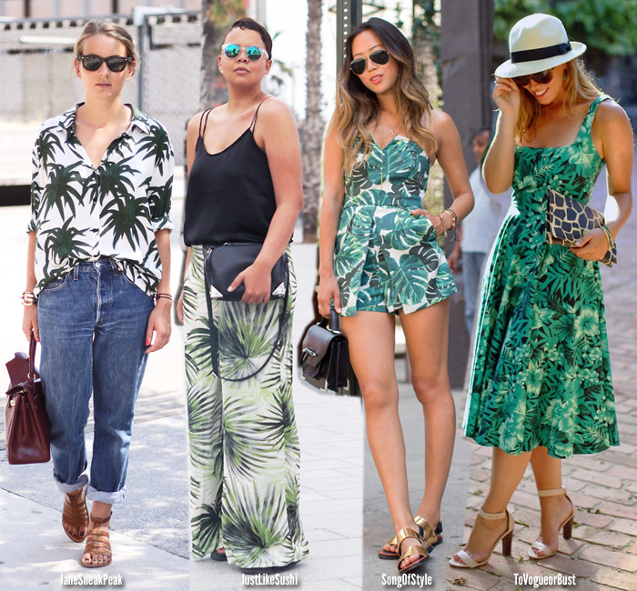 Inspiration | Tropical Prints