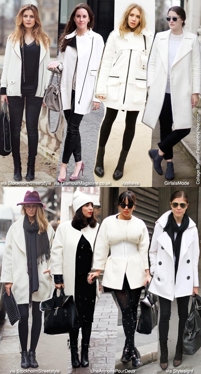 How To Wear White Coat - Coat Nj